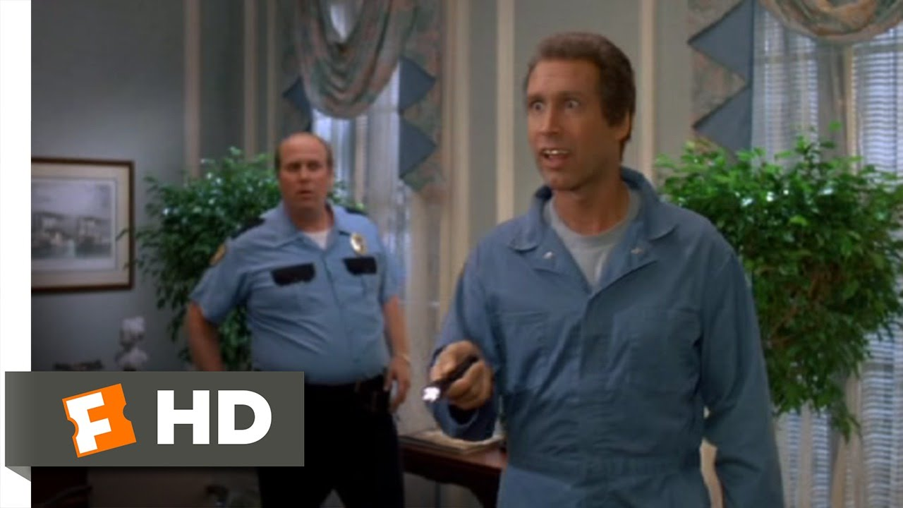 Fletch Lives 5 10 Movie Clip Microscopic Termites