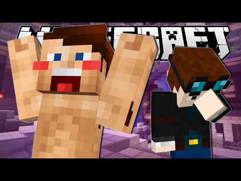 Minecraft | THE NAKED MAN?! | The Lab Minigame