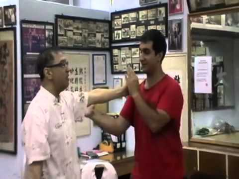 WING TSUN LEUNG TING INTERVIEW IN HONGKONG PART 2