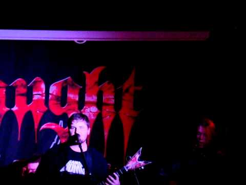 Twisted Wrath - To The Sword - Live in Dublin 2011 