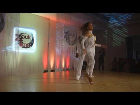 ZoukFest 2017 Artistic performance by Fernanda and Carlos ~ video by Zouk Soul