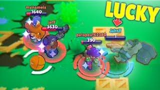 LUCKY vs UNLUCKY