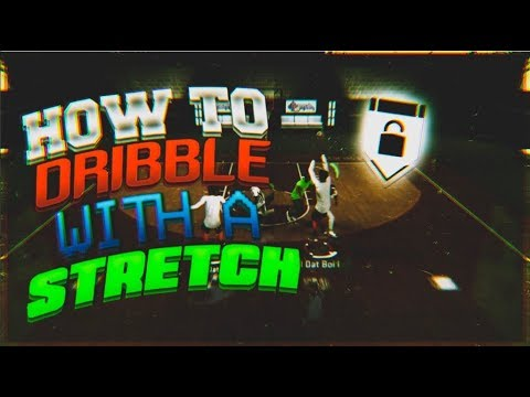 HOW TO DRIBBLE WITH A NON-SPEED BOOSTING PLAYER - NBA 2K18