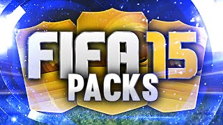 FIFA 15 PACKS | ANOTHER SPECIAL GUEST!