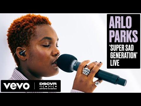 Download  Arlo Parks - Super Sad Generation Live   Vevo DSCVR Artists to Watch 2020 Gratis, download lagu terbaru