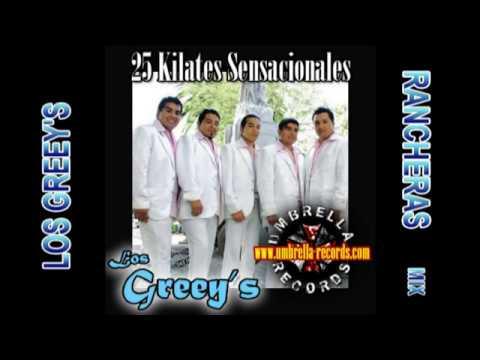LOS GREYS mix con mariachi