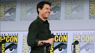 Comic-Con 2019: Tom Cruise CRASHES 'Terminator' panel to drop 'Top Gun: Maverick' trailer | MEAWW