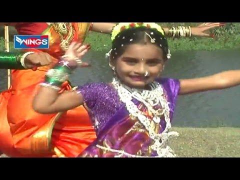 Saptashrungi Aai Ahirani Songs - Mai Manhi Khandeshni Malaan by Madhuri Koli | Marathi Bhakti Geet