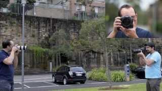 70-200mm Focus speed - Nikon Canon Tamron VC