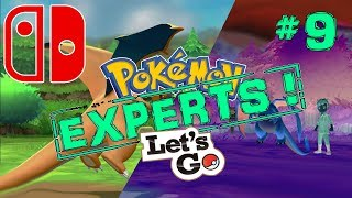 ON COMBAT LES EXPERTS DE VOTRE CHOIX EN LIVE !! EPISODE #9 - POKEMON LET'S GO