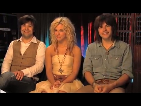 The Band Perry - Do Your Siblings Approve Of Who You Date? (w/ :30)