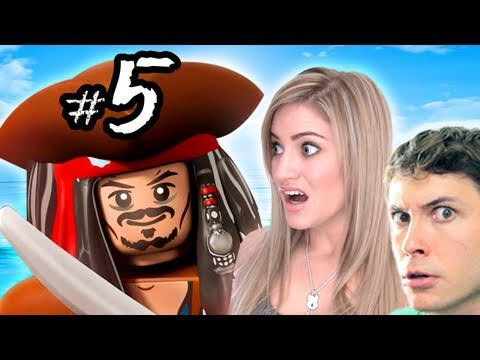 LEGO Pirates of the Caribbean - HORSE - Part 5