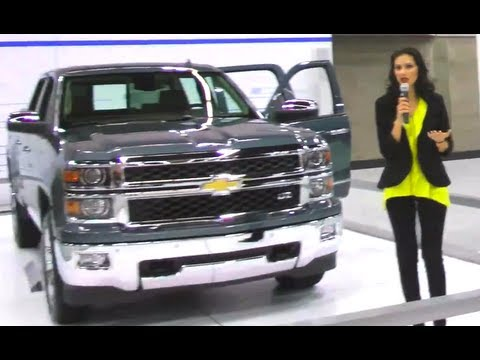 2014 Chevy Silverado LTZ 4x4 Review. Interior. Exterior. Engine. Exhaust. Price - Auto Show 2013