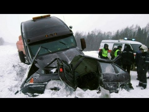New Car Crash Compilation March 2013 Russia. (Part 18)