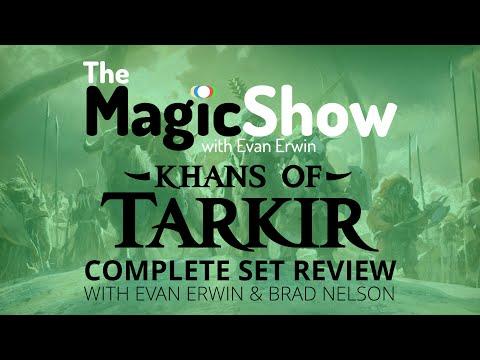 Khans of Tarkir Complete Set Review - Green / Temur