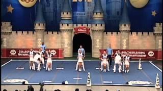 University of Kentucky Cheerleading 2012