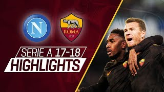 download musica Serie A 2017-18 Highlights: Napoli 2 - 4 Roma