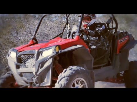 2011 Polaris Ranger RZR XP 900 UTV Technical Review