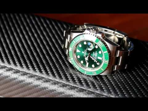 About 1 Minute Of My Green 116610LV