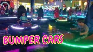 Fun bumper cars gaming arcade kid friendly family games