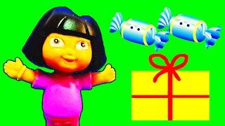 דורה חוגגת יום הולדת   לצפיה ישירה ביוטיוב פרק חדש בעברית של AniManiToys