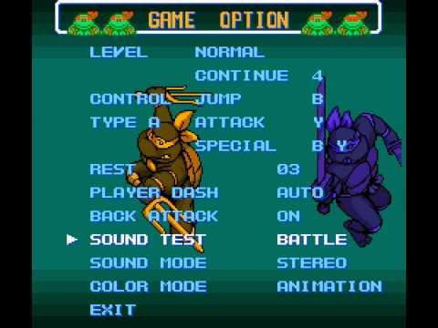 Teenage Mutant Ninja Turtles IV - Turtles in Time - Boss Battle Music - User video