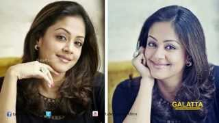Is it Rahman for Jyotika?