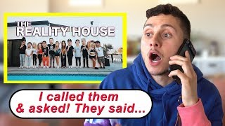 My Audition Tape for THE REALITY HOUSE (Kian & Jc)