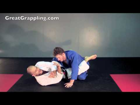 Closed Guard Submission Cross Collar Choke.mov Image 1
