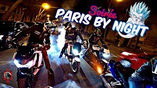 PARIS BY NIGHT - Une Moto Qui Parle