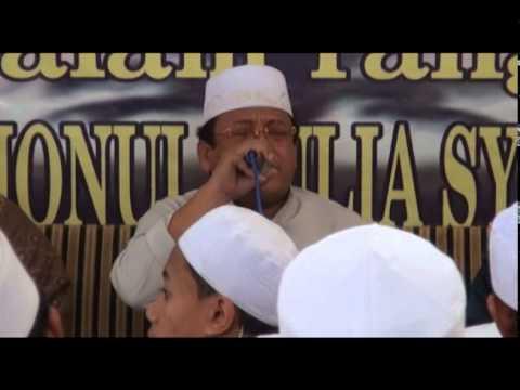 Kh Muamar Za Di Majlis Arrohah video