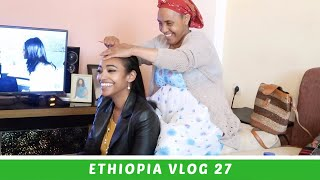 Ethiopia Vlog 27 Funny Mother in Law and Kids 🤣❤️  | Amena Teferi