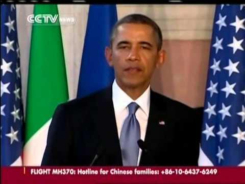 Putin calls Obama to discuss diplomatic solution