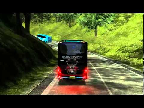 Hammersonic Bus Tour Ukts Indonesia