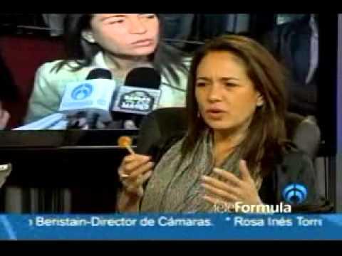 Yolanda Andrade entrevista con Javier Poza