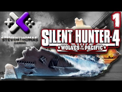Silent Hunter 4: Wolves of the Pacific by SKS Plays - USS Plunger [Episode 1]