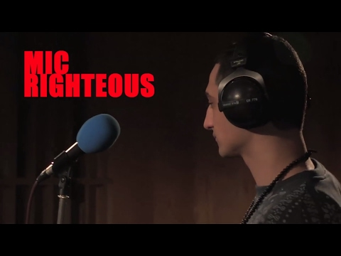 Mic Righteous - Fire in the booth UnPlugged PT1