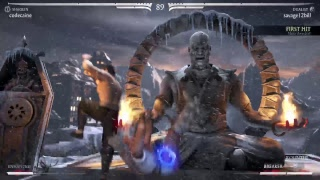 Mortal Kombat XL 12/09/18 codecaine live stream do not forget to like and subscribe thanks!