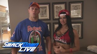 """Check out alleged """"lost"""" episode of Total Bellas - Part 2: SmackDown LIVE, March 21, 2017"""