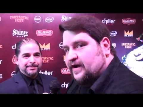BONE TOMAHAWK Interview With Director Craig Zahler At Fantastic Fest 2015