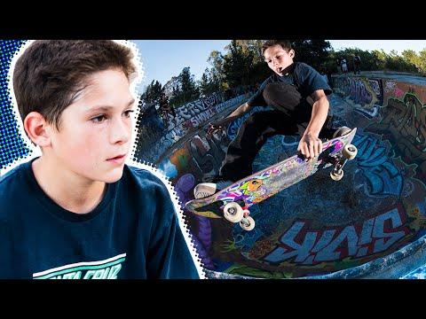 Marathon Lines & Over The Light! Devin Flynn Visits SC: RAW & UNCUT   Santa Cruz Skateboards