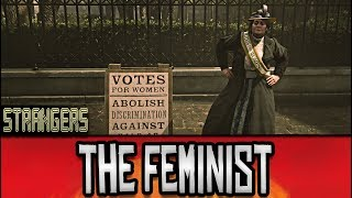 Red Dead Redemption 2 - Dorothea the Feminist // All Scenes