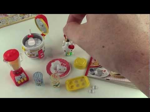 Hello Kitty Cooking Time video