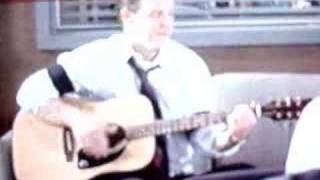 Randy Disher sings about Monk
