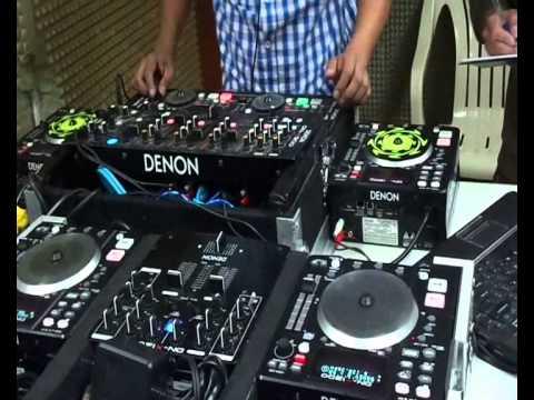 PATO DJ SEMIFINAL LA MEZCLA PERFECTA 2013 RADIO LA RUMBERA 99.7 FM