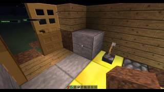 Майнкрафт как сделать ловушку для зомби 229