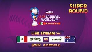 Австралия до 23 : Мексика до 23