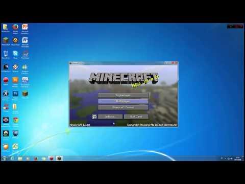 วิธี Download minecraft กับ ดูสเปคคอมพิวเตอร์ และ ทำ Minecraft เร็ว