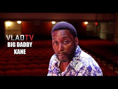 Video: Big Daddy Kane Interview with Vlad TV
