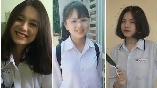 Top Những Cô Gái Dễ Thương Nhất TikTok❤️TikTok Gái Xinh Việt Nam P33❤️